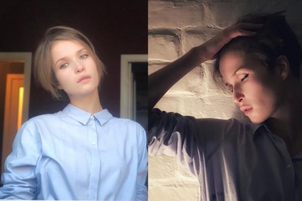 Новой длиной волос актриса похвасталась в социальных сетях