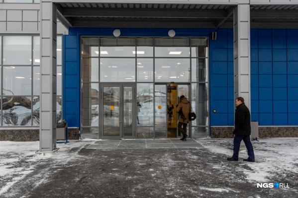 Из-за снегопадов на автовокзале меняется расписание