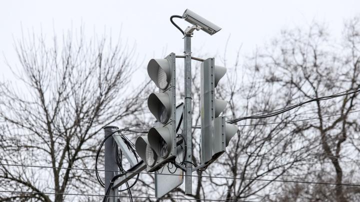В Ростове из-за отключения электричества не работает часть светофоров