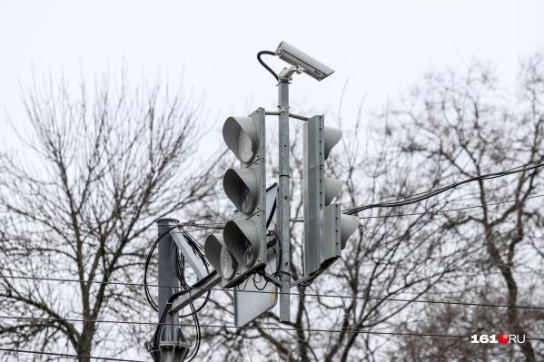 Светофоры начнут работать после ремонта электросетей