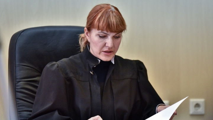 Председатель облсуда наградил коллегу, которая вынесла приговор экс-сенатору Цыбко