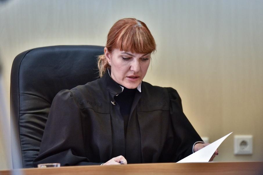 Галина Лисина по итогам работы за год стала лучшим судьёй по уголовным делам в регионе