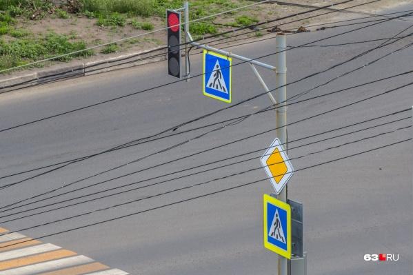 Цикл работы светофора согласовывают с ГИБДД