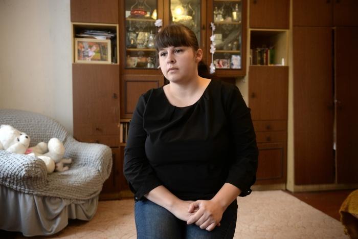 Юля теряла сознание от боли, а ее приводили в чувство нашатырем