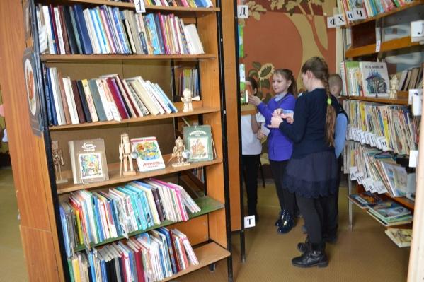 В обновленном виде читатели увидят библиотеку в конце сентября