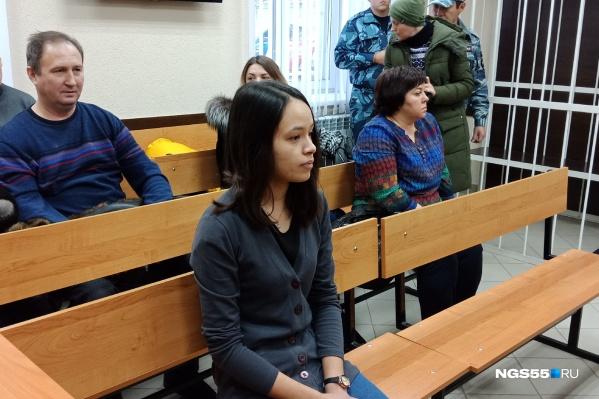 На прошлом заседании Алина Юмашева даже не смотрела на Сергея Казакова в суде