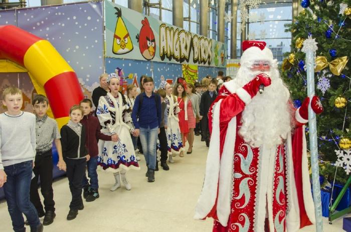 В филармонии для детей нарядят Главную ёлку Новосибирской области