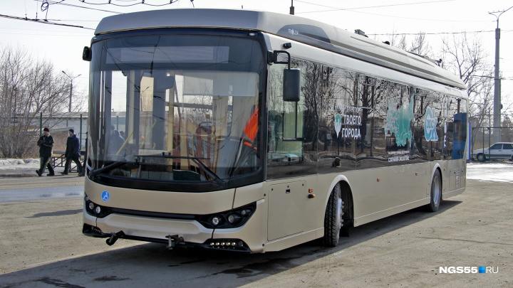 Прощай, Изабелла: первый электробус покинул Омск