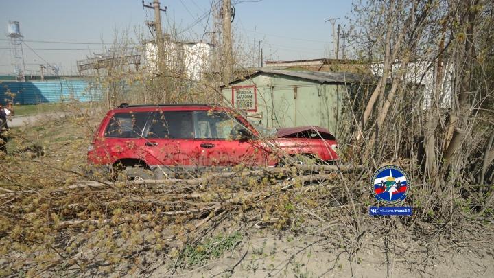 В ГИБДД рассказали подробности аварии с четырьмя пострадавшими на Первомайке