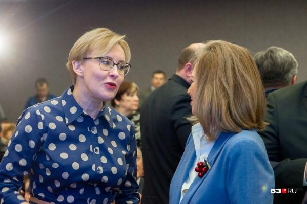 Елена Лапушкина уже полтора года находится на посту хозяйки города