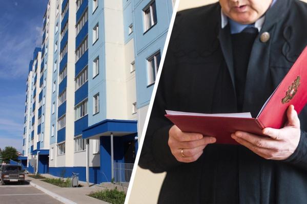 Суд запретил эксплуатировать новостройку на улице Рябиновой с десятками заселённых квартир