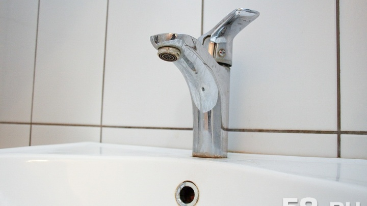В Перми из-за ремонта труб жители четырех районов останутся без воды. Публикуем карту отключений