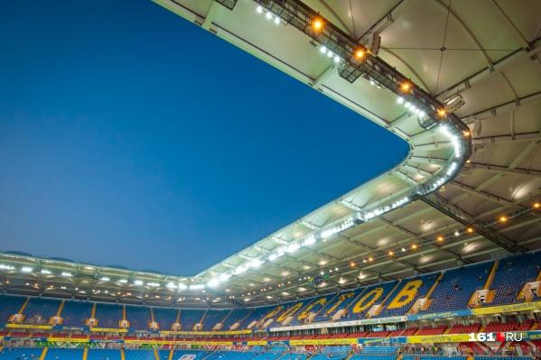 Как думаете, какое название может получить ростовский стадион?