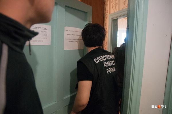 Обыски прошли и в квартире Эдуарда Воронина