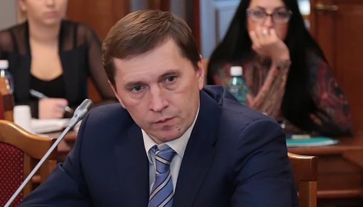 Бывший вице-мэр Новосибирска и депутат Госдумы попал под санкции Украины