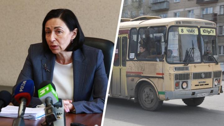 «Челябинцы устали от пазиков»: Наталья Котова рассказала, как будет поднимать общественный транспорт