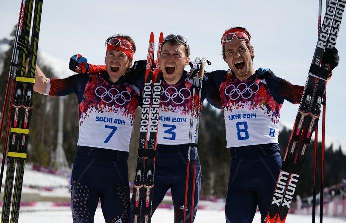 WADA приветствует решение МОК одисквалификации лыжников Легкова иБелова