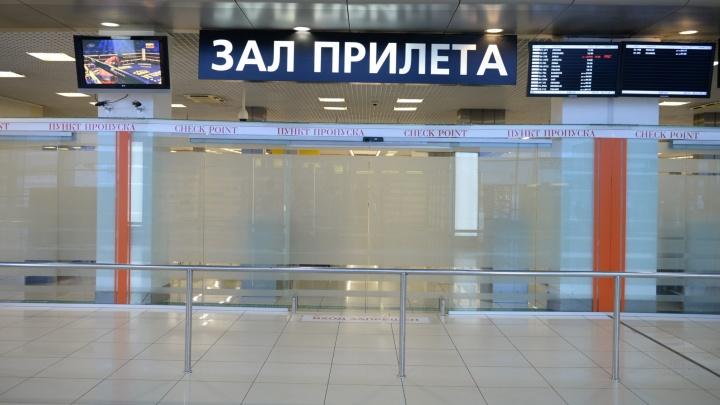 В аэропорту Кольцово к ЧМ-2018 поставят 17 дополнительных стоек паспортного контроля