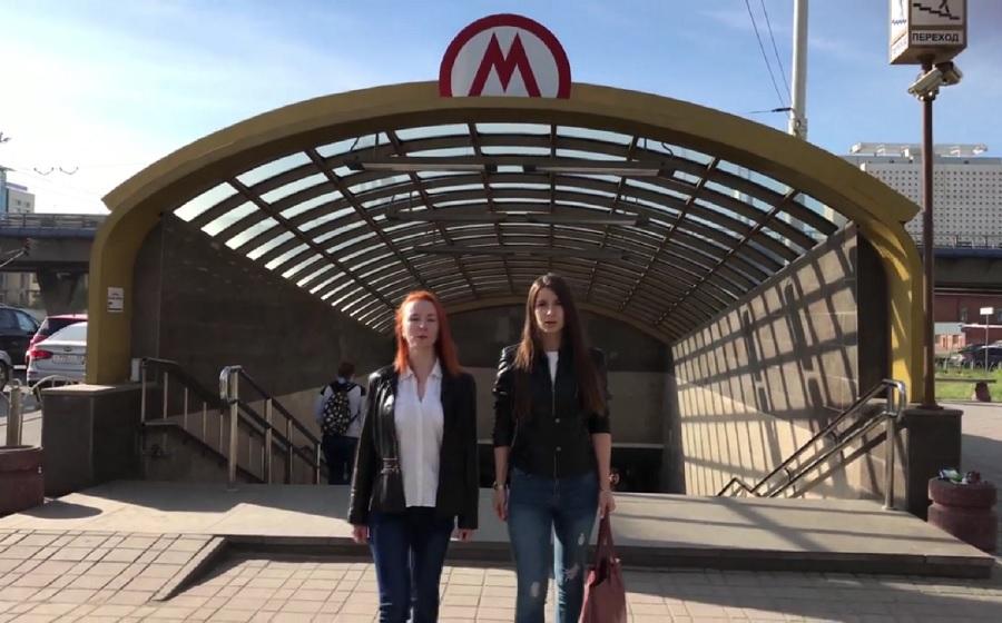 ВОмске сняли клип про обещание Медведева построить метро