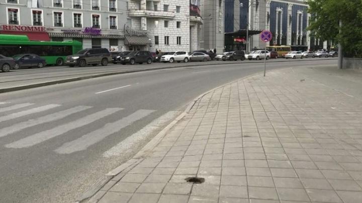 Так безопаснее для пешеходов: в ГИБДД объяснили, почему убрали наземный переход у цирка