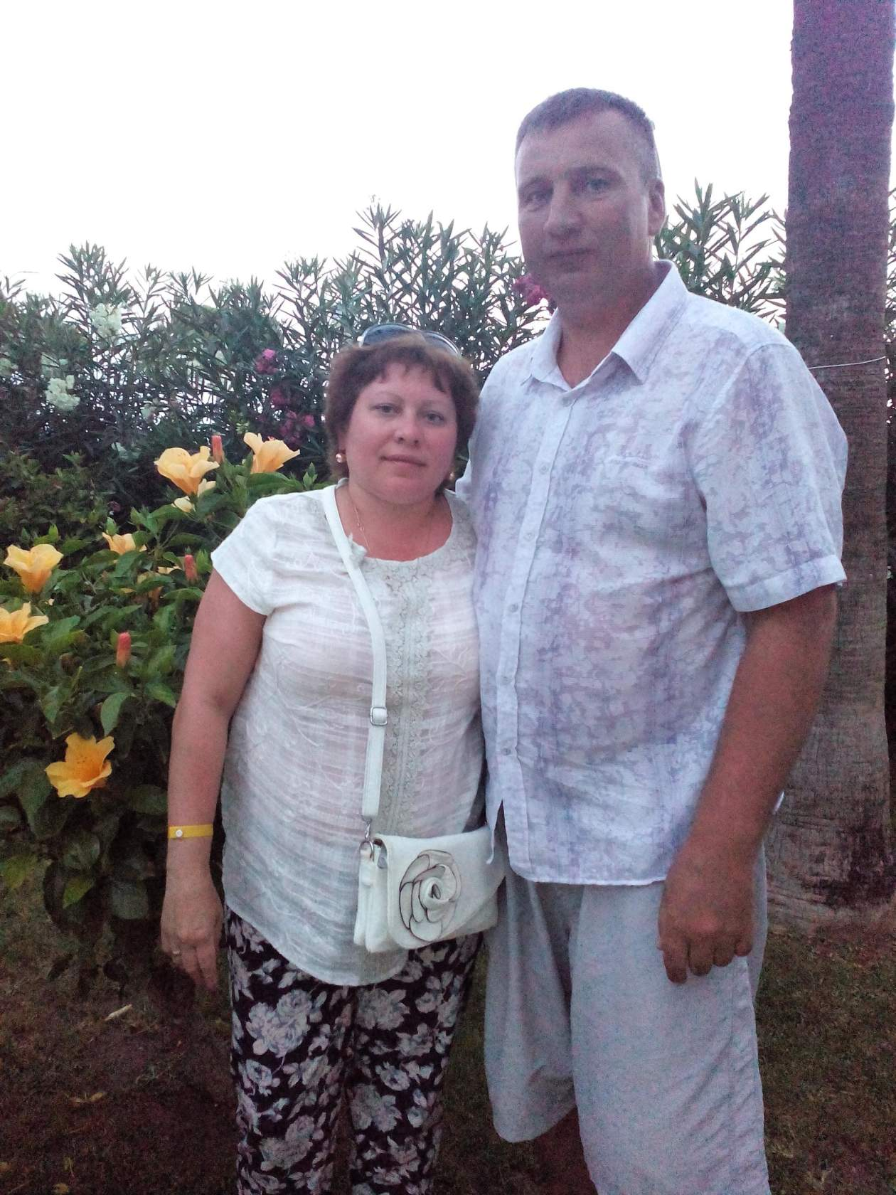 Родители Андрея
