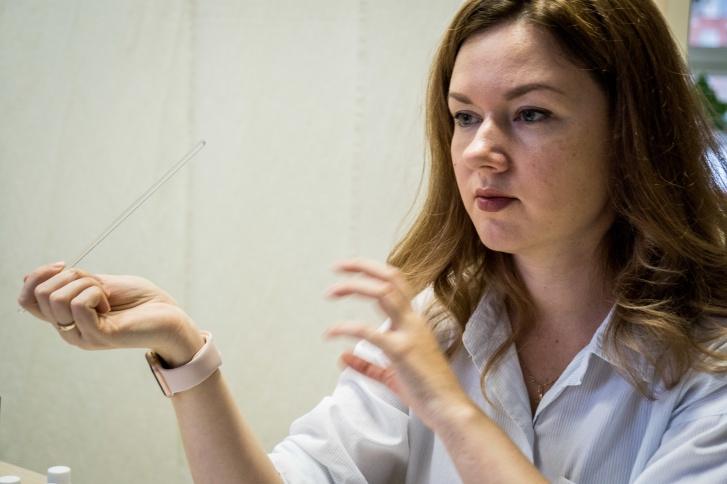 Анна Борисова: «Это такая маленькая магия— капнул капельку, ивесь аромат изменился»