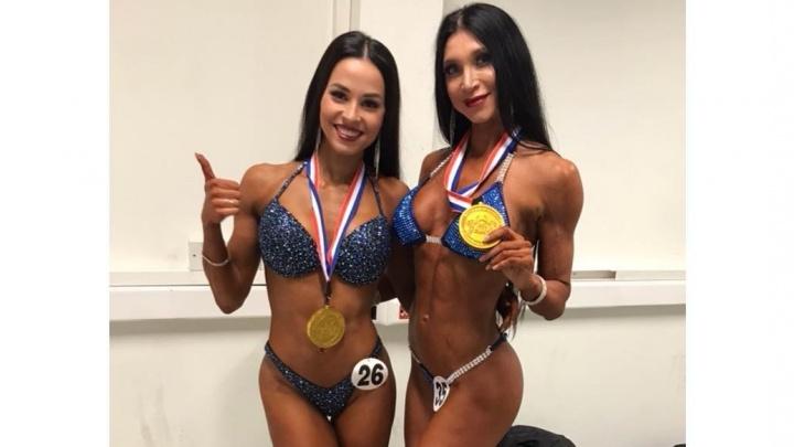 Екатеринбурженка взяла золото на престижном турнире бикини в Греции