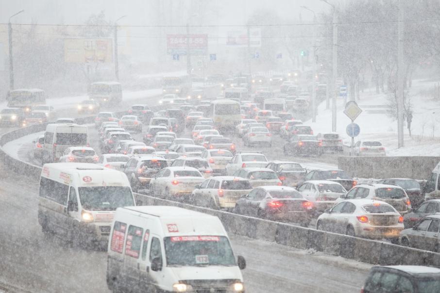 Зима вернётся на Южный Урал 12 апреля