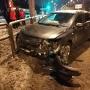 В Самаре на Ново-Садовой столкнулись две легковушки, есть пострадавшие