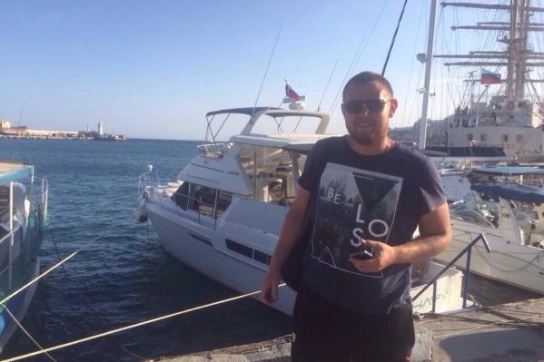 26-летний Константин Минеев баллотировался в депутаты от партии «Единая Россия» и победил
