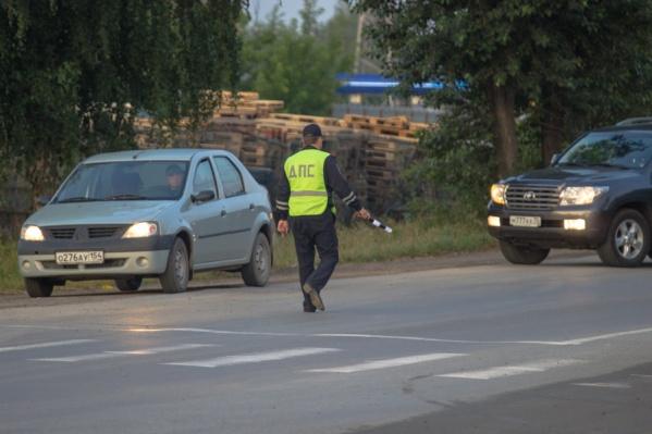 ГИБДД разыскивает водителей, которые покинули место ДТП