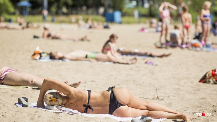 Ярославль накроет аномальная жара: синоптики предупредили о сильном зное