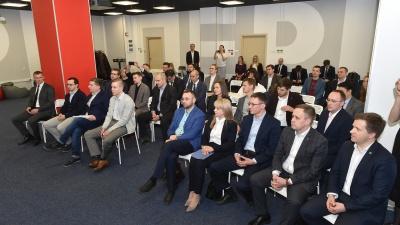 «Лидеры России» обсудили с губернатором вопросы образования, экологии и развития региона