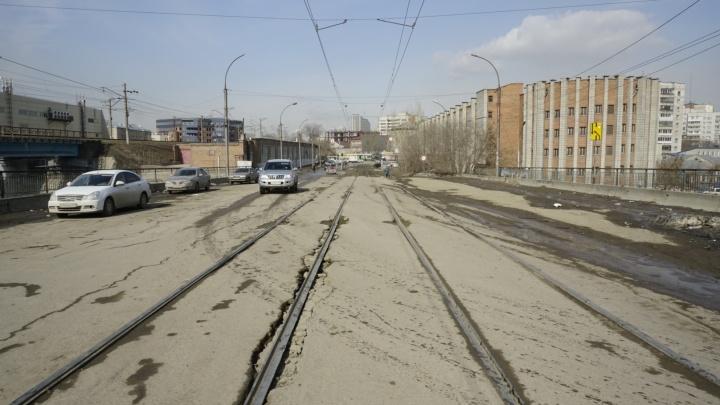 Дорогу у автовокзала полностью перекроют на полтора года