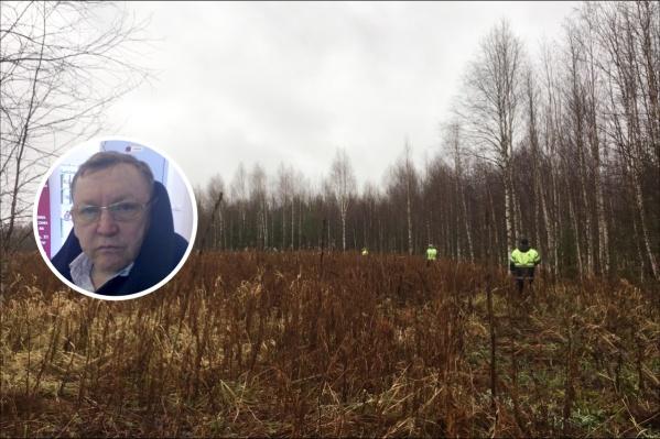 На поиски самолёта и пилота Геннадия Белоглазова выехали волонтёры и спецслужбы