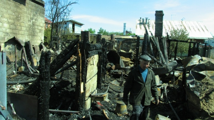 В Челябинской области мать двоих мальчиков погибла на пожаре. Дети и муж в больнице