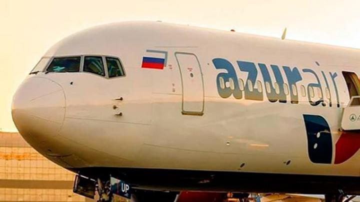 Самолёт, летевший из Болгарии в Тюмень, совершил посадку в Омске