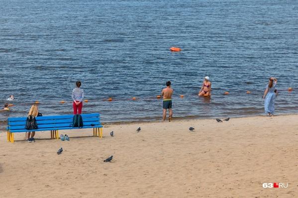 Пляжи скоро будут готовы принимать отдыхающих