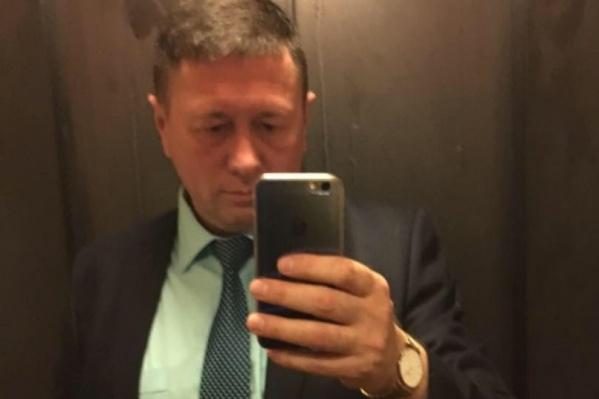 Осенью прошлого года Богачук переехал в Волгоград в звании полковника