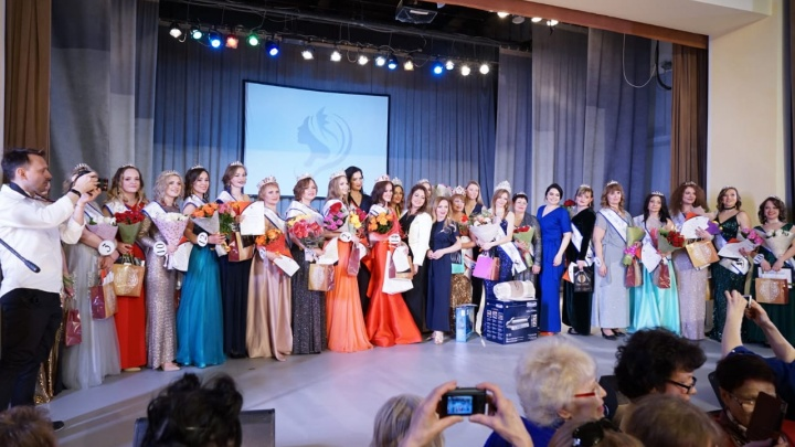 В Новосибирске прошёл конкурс красоты для женщин с ограничениями слуха