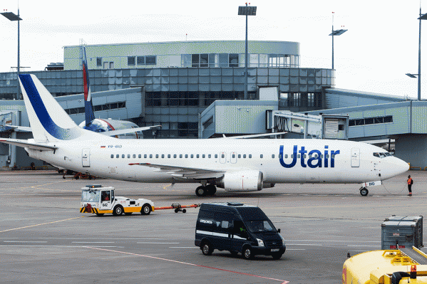 Самолет в штатном режиме вырабатывал топливо перед посадкой