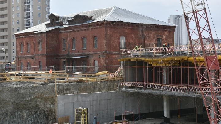 В июне УГМК начнёт строить эстакаду Макаровского моста и элитный дом на набережной