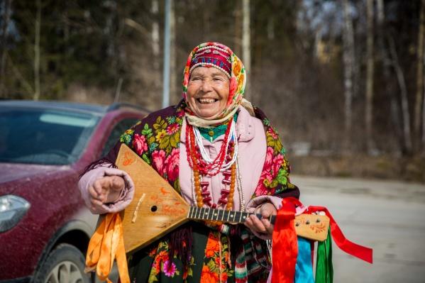 Зоя Григорьевна Попова стала настоящей звездой новосибирского Академгородка