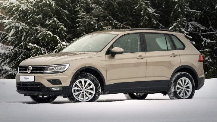 У немца сибирский характер: на что способен Volkswagen Tiguan в специальной зимней комплектации