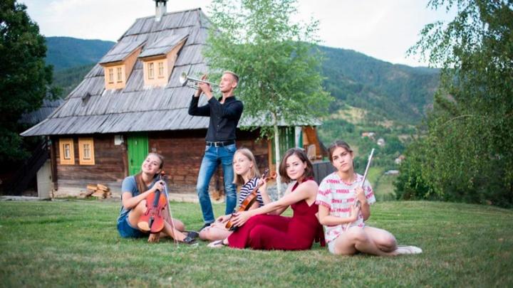 «Оркестр, туш!»: омский музыкальный десант высадился в Сербии