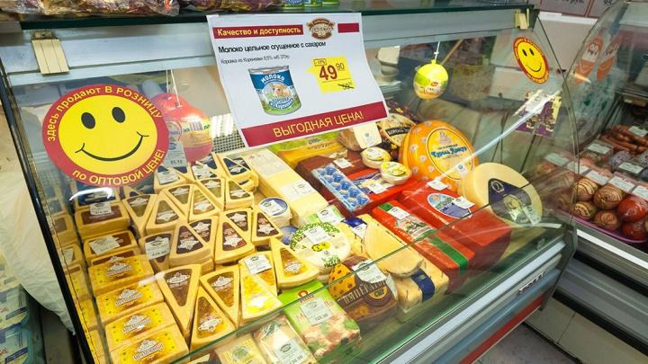 Забрал еду, пригрозив ножом: мужчине в сельском магазине в Щучанском районе не хватило денег