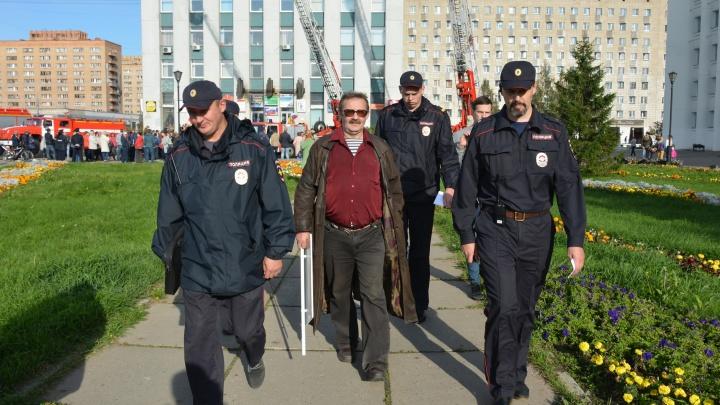 Архангелогородца арестовали из-за просроченного штрафа за митинг против пенсионной реформы