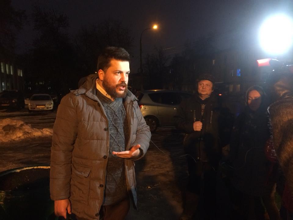 Леонид Волков вышел насвободу после 30-суточного административного ареста