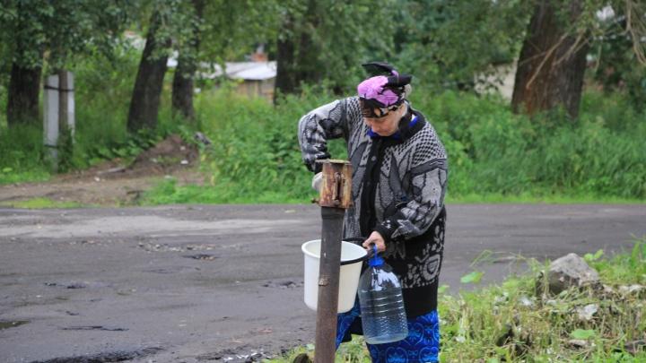 От Маймаксы до центра: где в Архангельске сегодня отключили воду