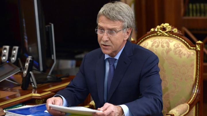 Самарский бизнесмен Михельсон возглавил список самых успешных миллиардеров России